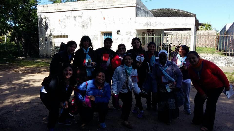 Argentine:  en mission avec la paroisse de Goya