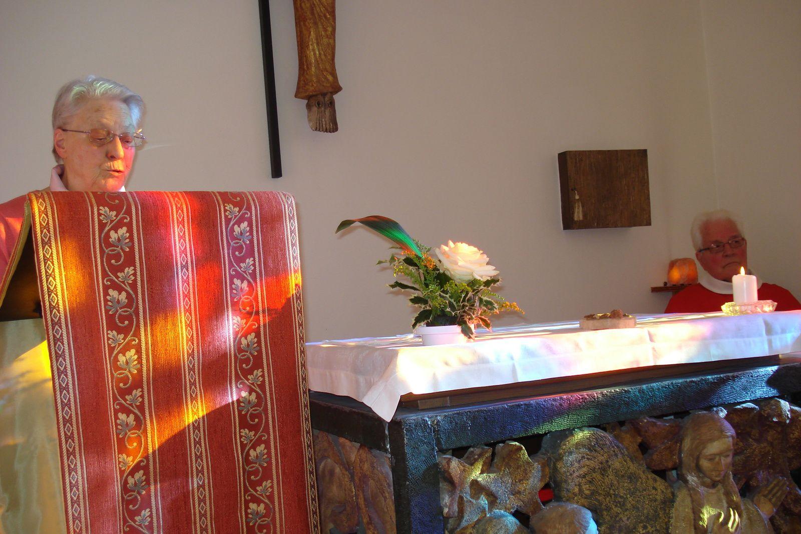 ARRAS: Fête de Sainte Agnès à St Nicolas