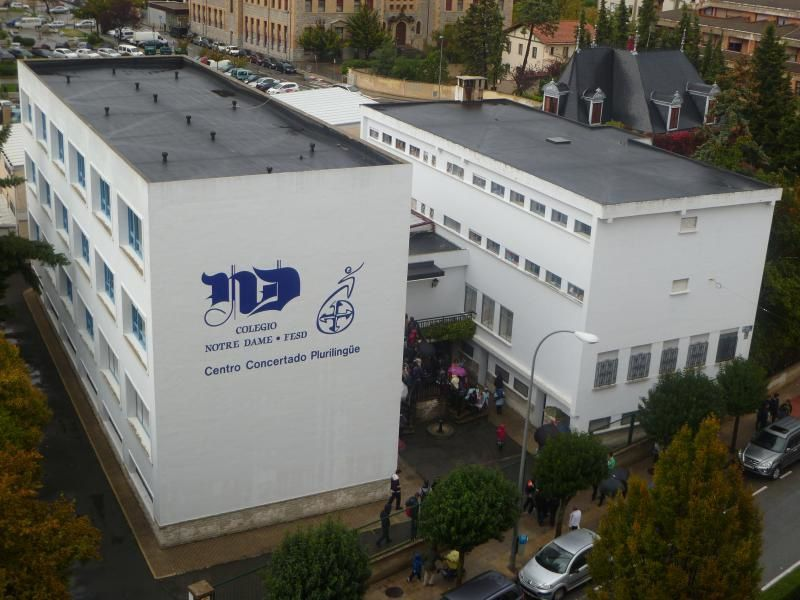 ESPAGNE: 27 mars  2017 - Collège Notre Dame de Burlada