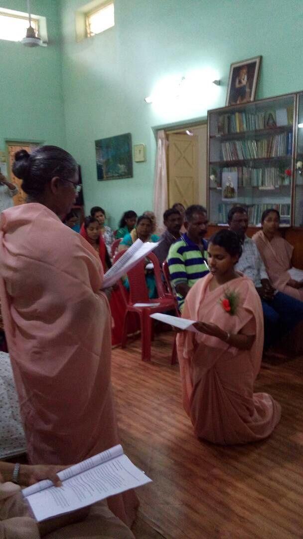 INDE: BANGALORE 1ères Professions