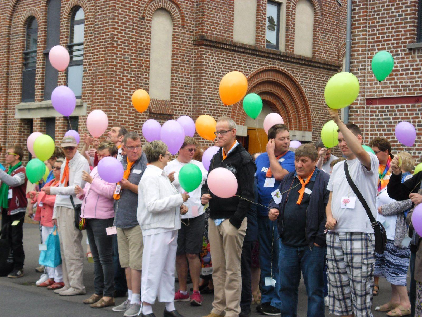 BETHUNE : rencontre de l'association Chemin d'Espérance