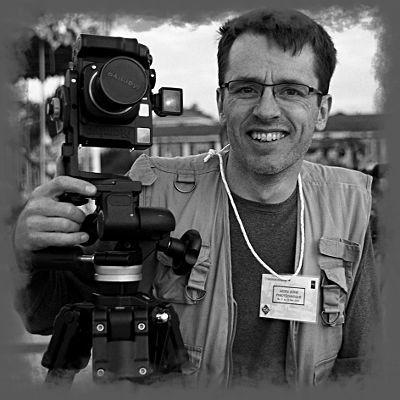 Christophe BLANC : Un passionné...