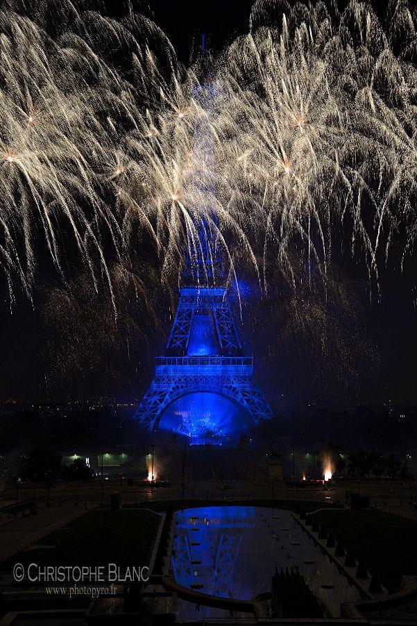 La tour Eiffel...