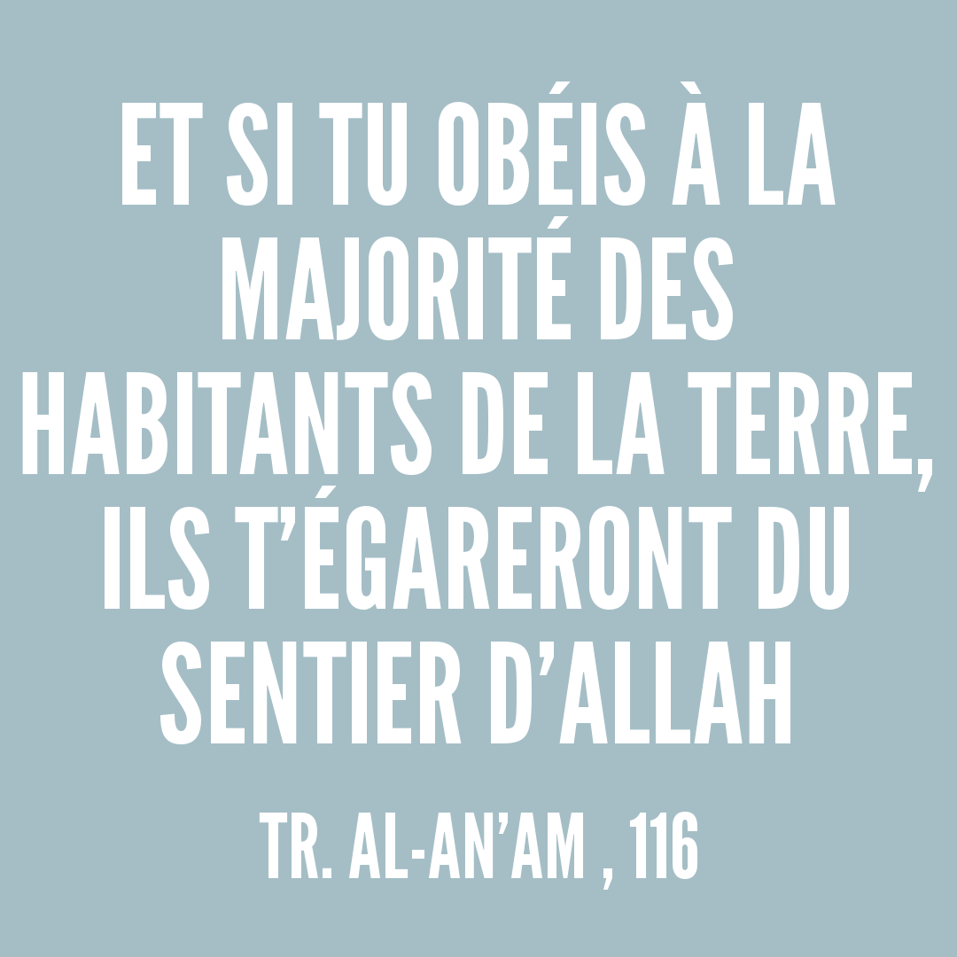 Rainbow'Rappels de la Sourate 6
