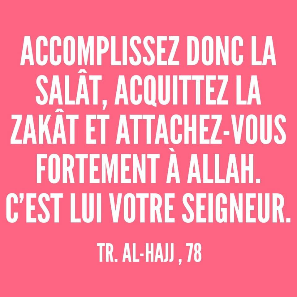 Rainbow'Rappels de la Sourate 22