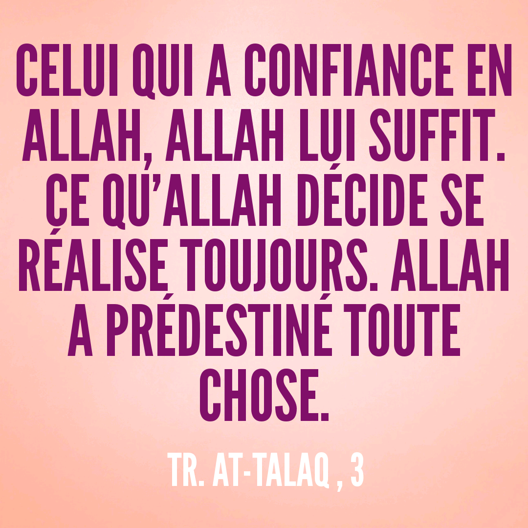 Rainbow'Rappels de la Sourate 65