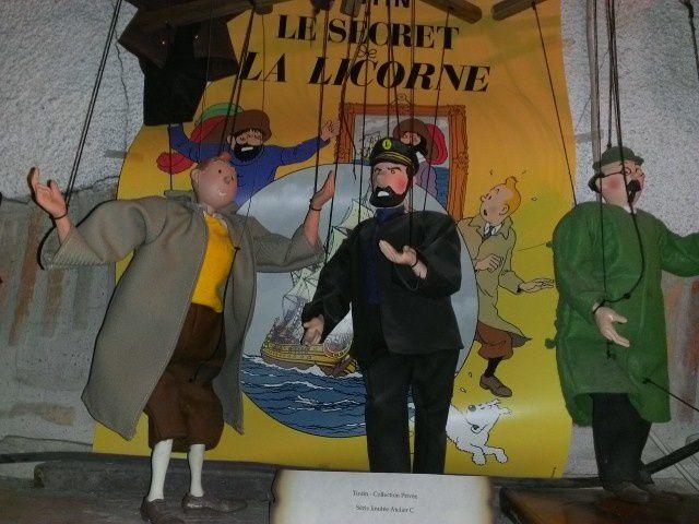 Visite du Musée de Guignol à Lyon
