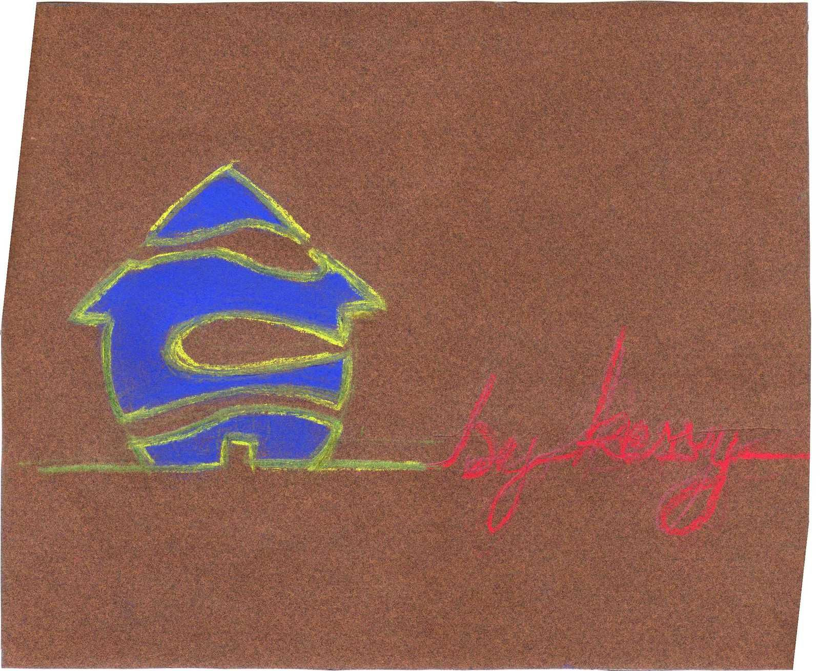 logo dessiné par la cliente