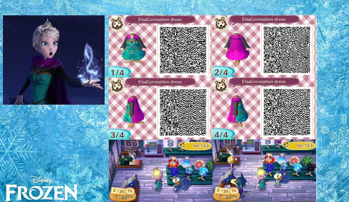 Animal Crossing New Leaf, QR nouveauté 2014