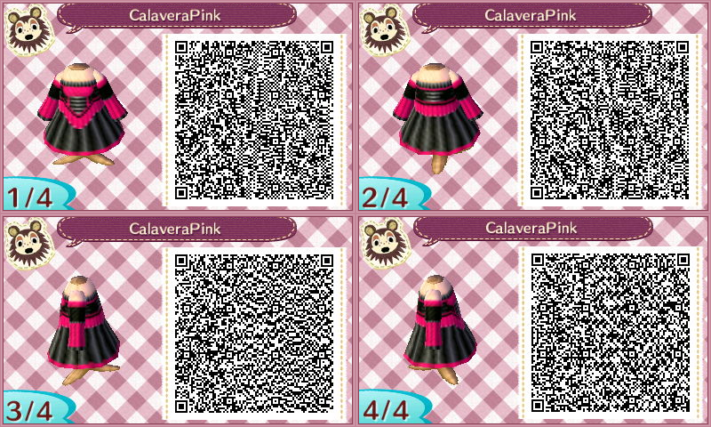 QR animal Crossing, 2014