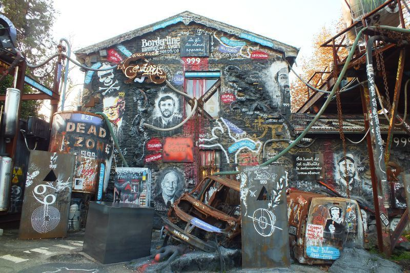 la demeure du chaos lyon thierry ehrmann
