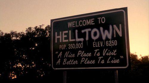 Helltown, &quot&#x3B;Boston&quot&#x3B;, ville légendaire et phénomènes paranormaux, Etats-Unis