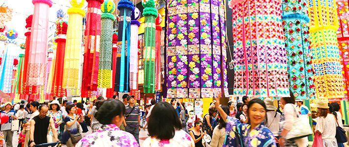 Tanabata, la fête des étoiles, la légende, Japon