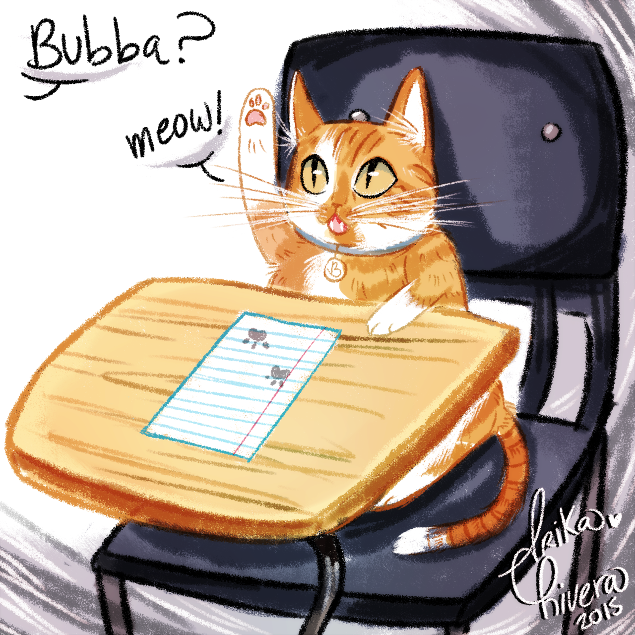 http://errr-ika.tumblr.com/post/127208489132/bubba-the-student-cat-3