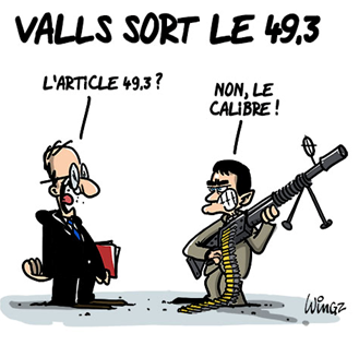 L'Article 49.3 .... explications comment cela fonctionne?