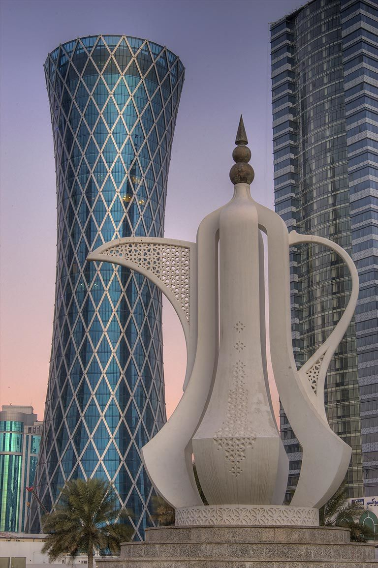 &quot&#x3B;Dallah&quot&#x3B;, Coffee-Pot, le pot de Café, Qatar
