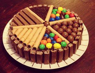 Le gâteau &quot&#x3B;Friandises&quot&#x3B;