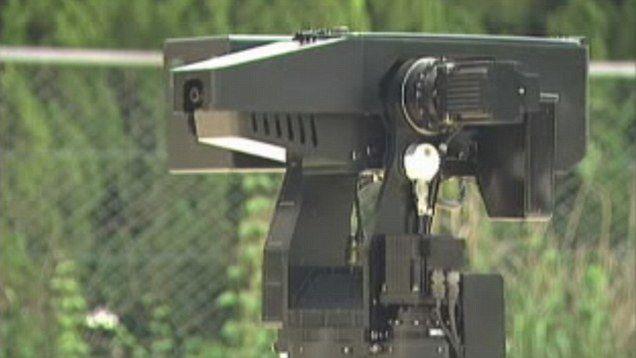 Arme : le robot armé de Samsung qui surveille la frontière Coréenne