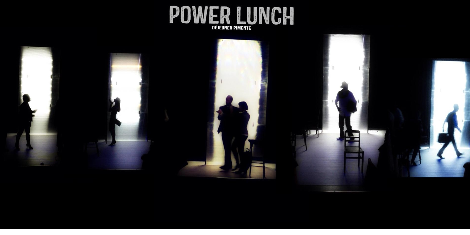 Décryptage &quot&#x3B;Power Lunch : Déjeuner Epicé&quot&#x3B;