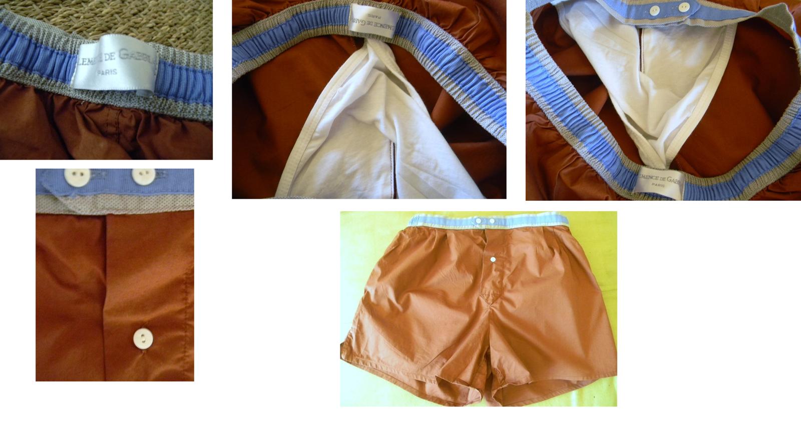 Les sous-vêtements haut de gamme Clémence De Gabriac