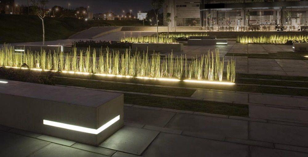 Deichmann Square Park - Chyutin Architectes