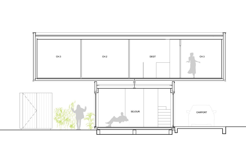 Crossbox House - CG Architects