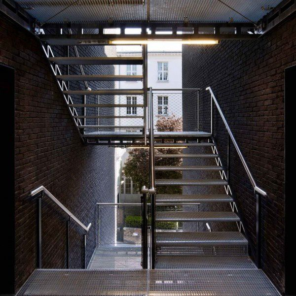 STUDENT RESIDENCE - LAN ARCHITECTURE