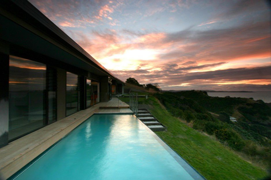 KORORA HOUSE - DANIEL MARSHALL ARCHITECTS