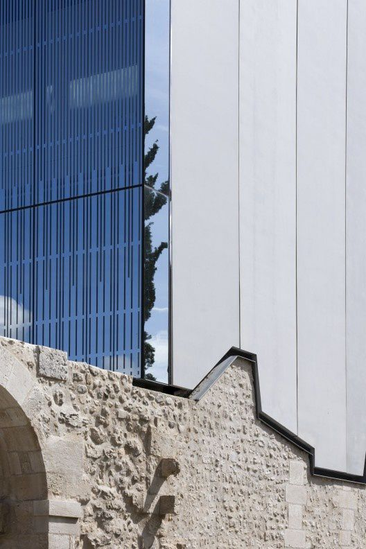 Louviers Music School - Opus 5 Architectes