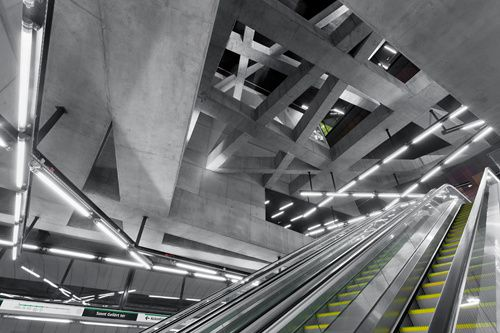 Fővám tér - Spora Architects