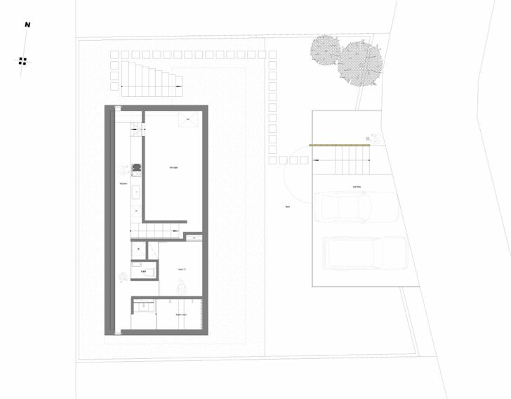 Beach House - Yamamori Architect &amp&#x3B; Associates