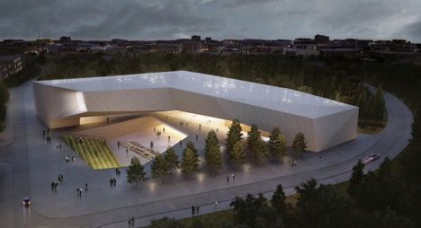 Museum of Tolerance - Chyutin Architects