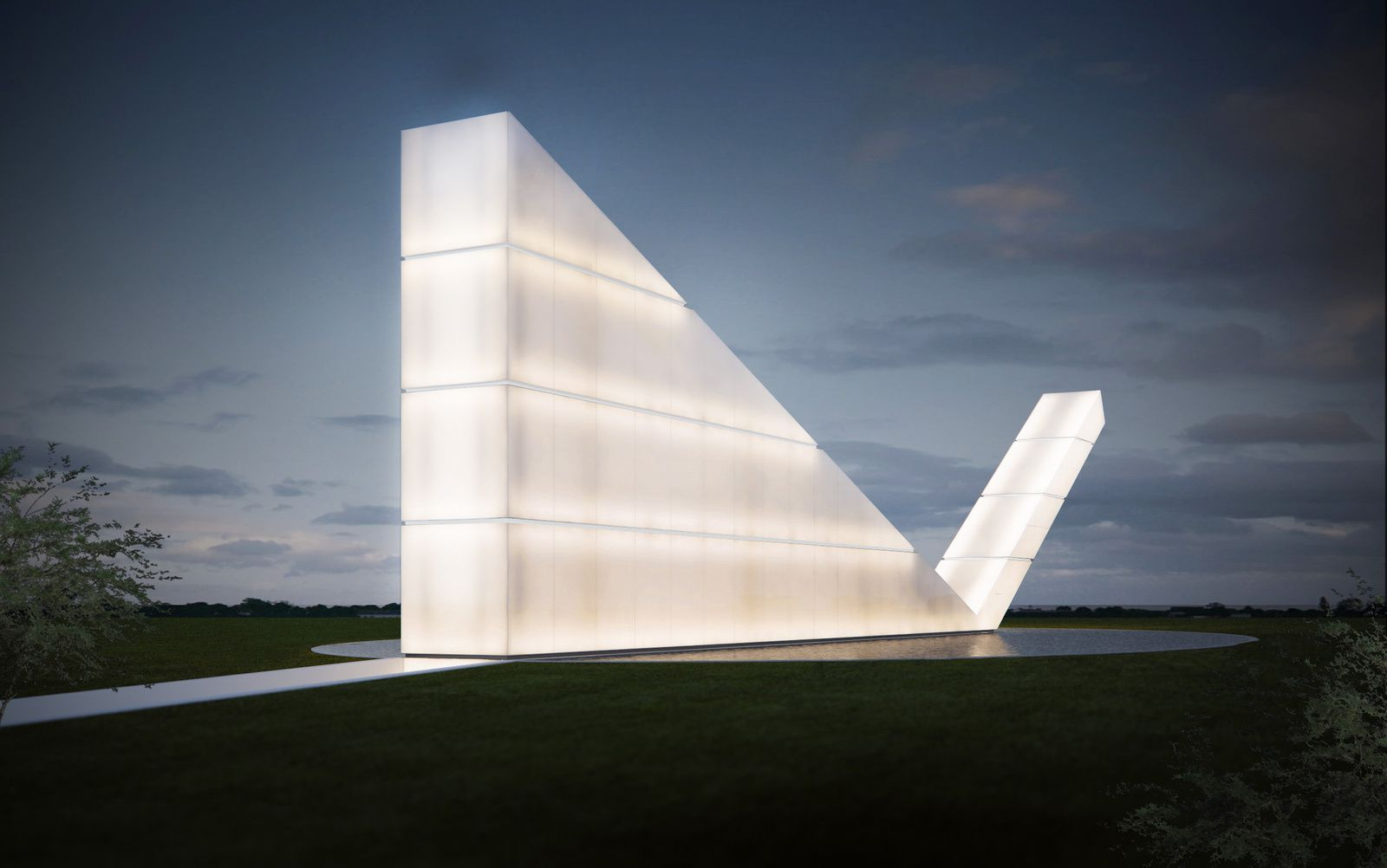 Freedom of the Press monument - Gustavo Penna