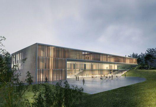 Academy of Advanced Studies / Chyutin Architects