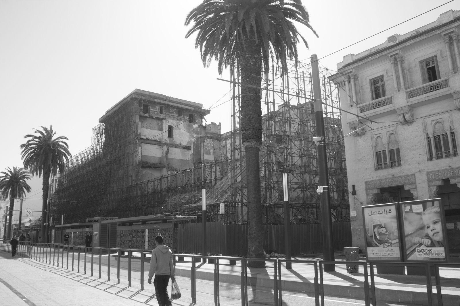 Centre Culturel Lincoln - Youssef OUELD EL HACHEMI / Omar ESSAADOUNI / Nourdin BEN ABBOU
