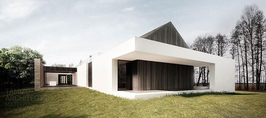Lake House - Tamizo Architects