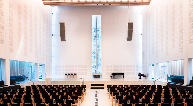 Frøyland Orstad Church - Link Arkitektur