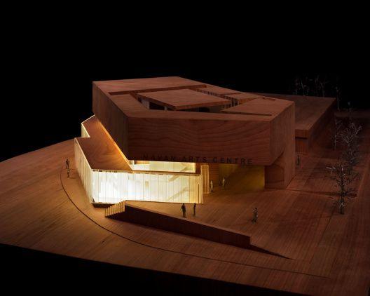 Solstice Arts Centre - Grafton Architects