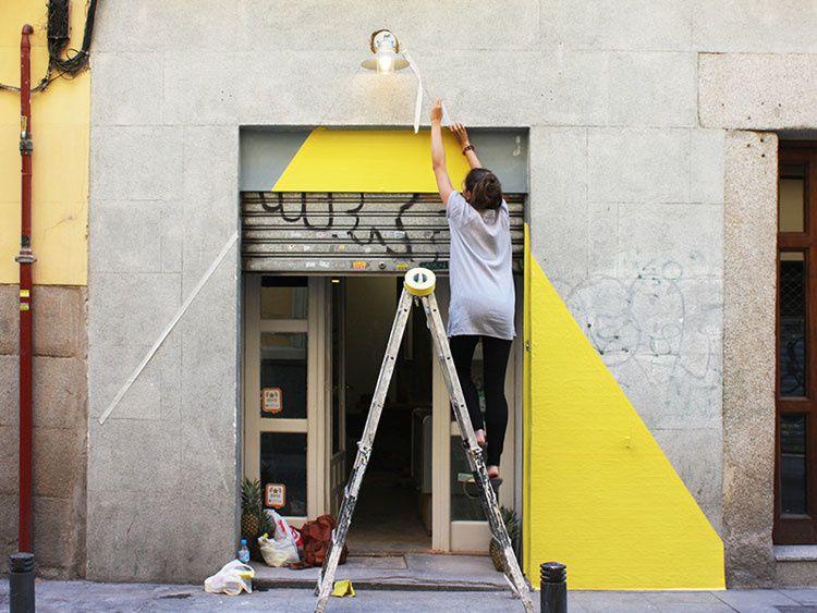 Rayen Restaurant Installation - Somos Fos