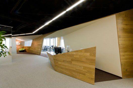 Yandex offices - Za Bor Architects