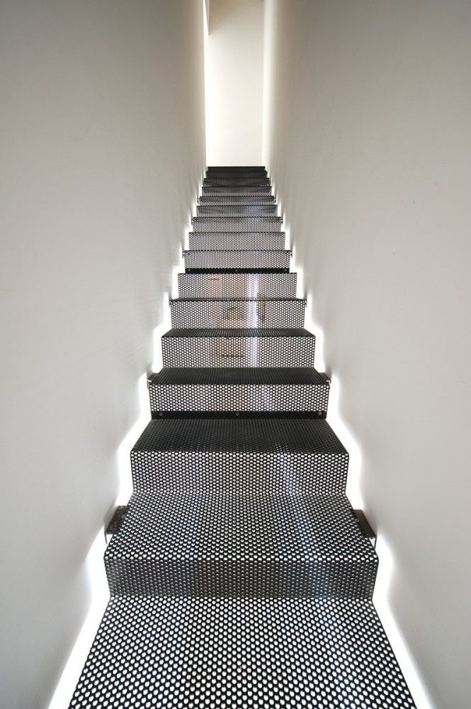 Minimalist Stairs Design - Part 2