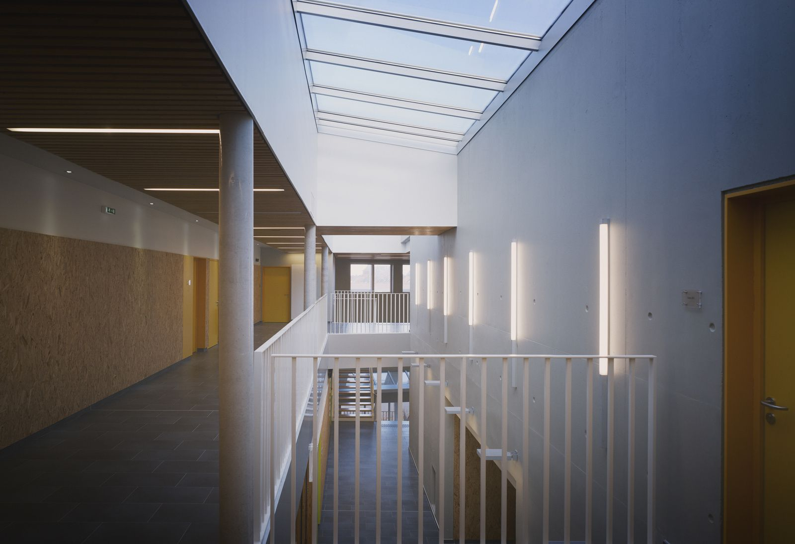College de Nieppe - Polynome Architectes