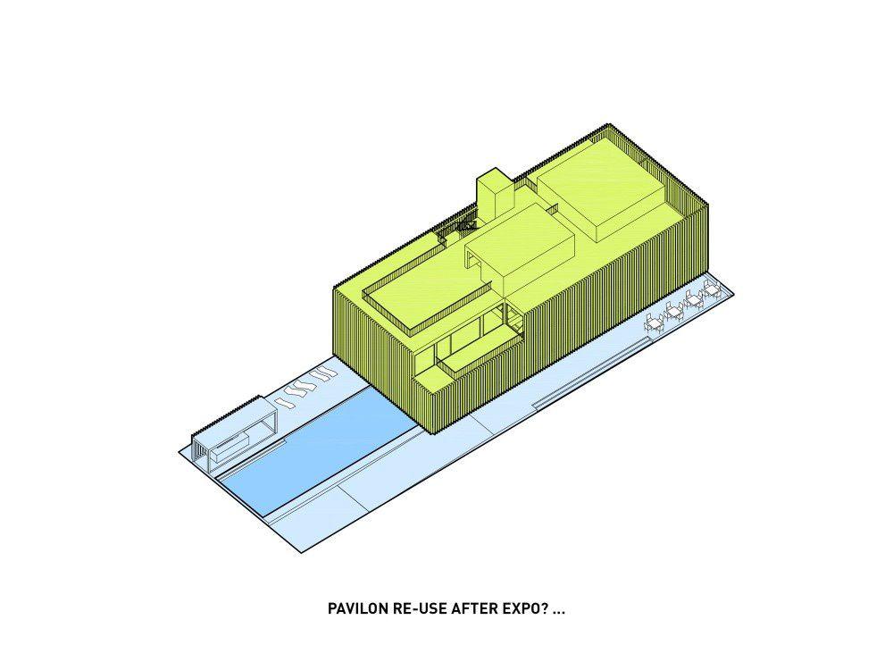 Czech Pavilion - Chybik + Kristof Architects
