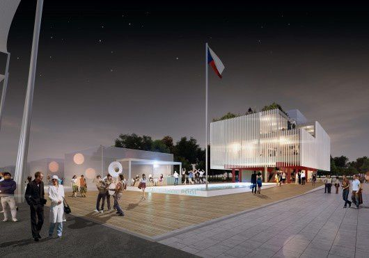 Czech Pavilion - Chybik + Kristof Associated Architects