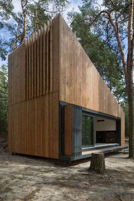 Lake Cabin - FAM Architekti + Feilden+Mawson
