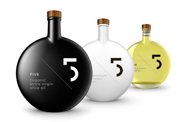 Five Olive Oil - Pierrick Allan