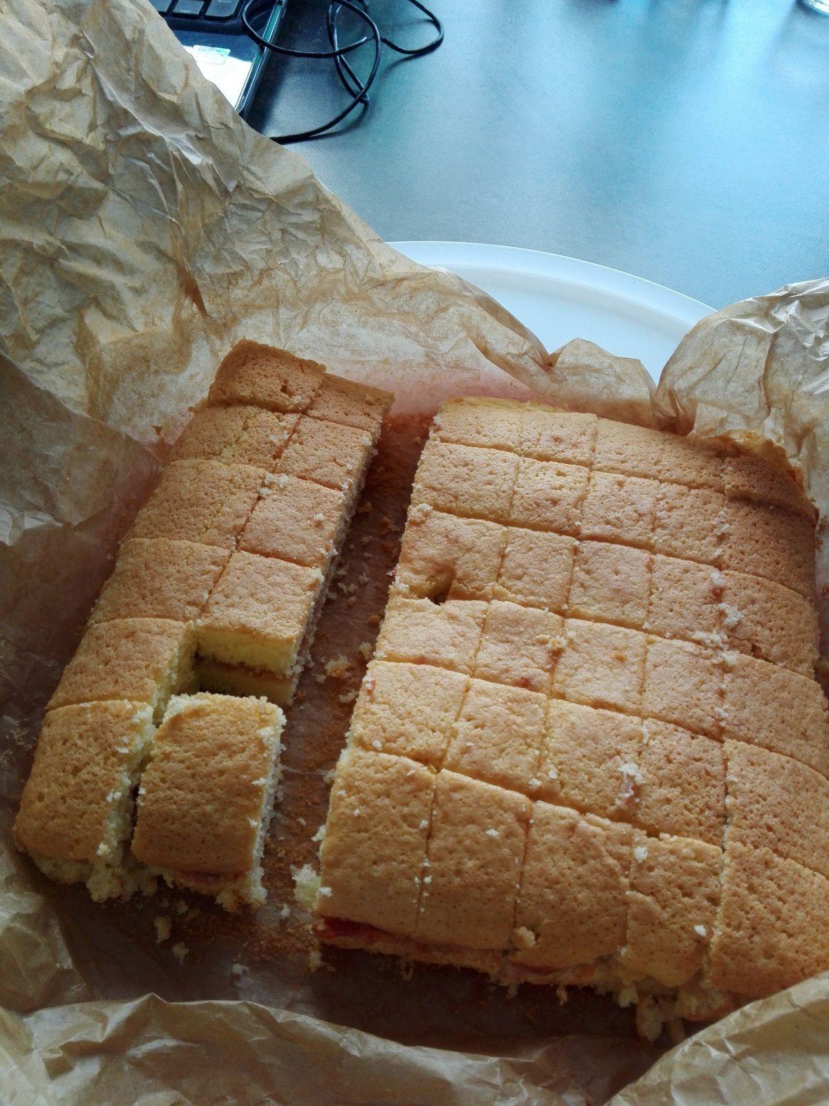 Gâteau moelleux au pastis 51