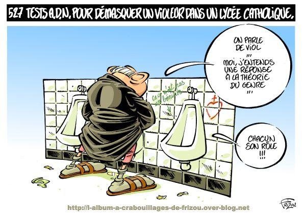 527 prélèvements ADN dans un lycée de La Rochelle.