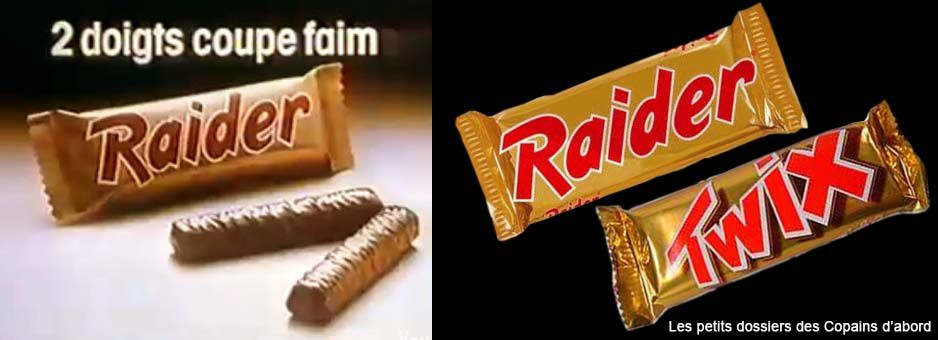 Les barres au chocolat disparues des années 70-80 par Nath-Didile