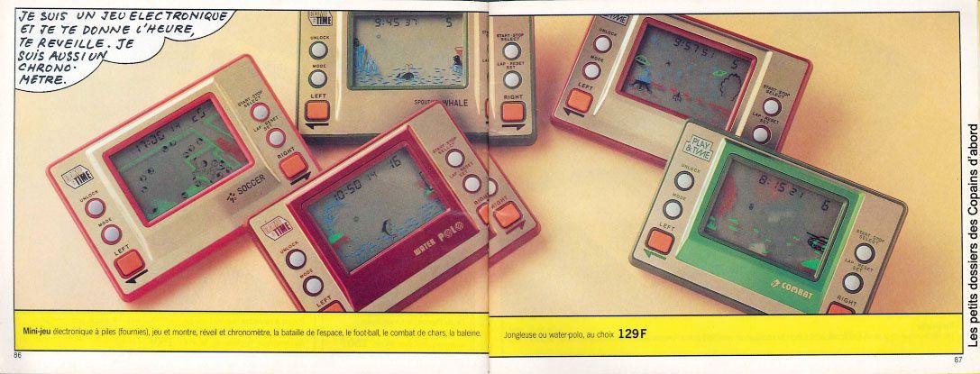 Le catalogue de jouets des Nouvelles Galeries de 1982 par Nath-Didile